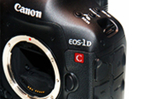 Check out our new Canon EOS 1D C